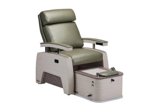 continuum simplicity pedicure chair se spa edition spa. Black Bedroom Furniture Sets. Home Design Ideas