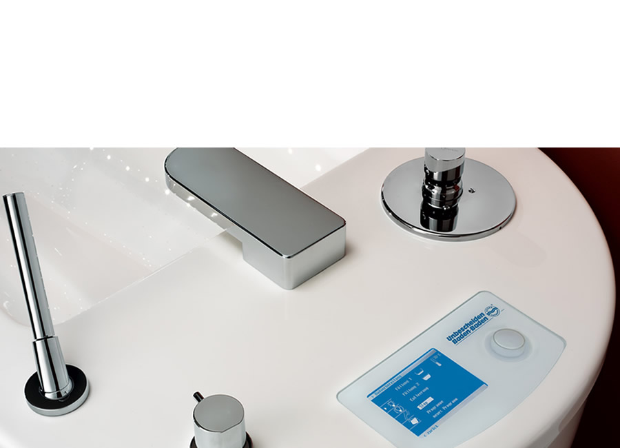 Unbescheiden Hydrotherapy Tub Caracalla | Spa Tables & Spa Equipment ...