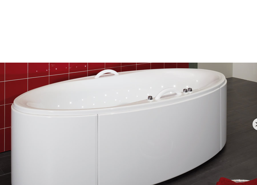 Unbescheiden Hydrotherapy tub HARMONY | Spa Tables & Spa Equipment ...