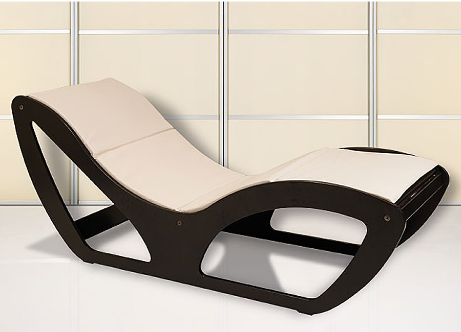 Lemi chaise longue spa relaxation lounger bed for Chaise longue salon