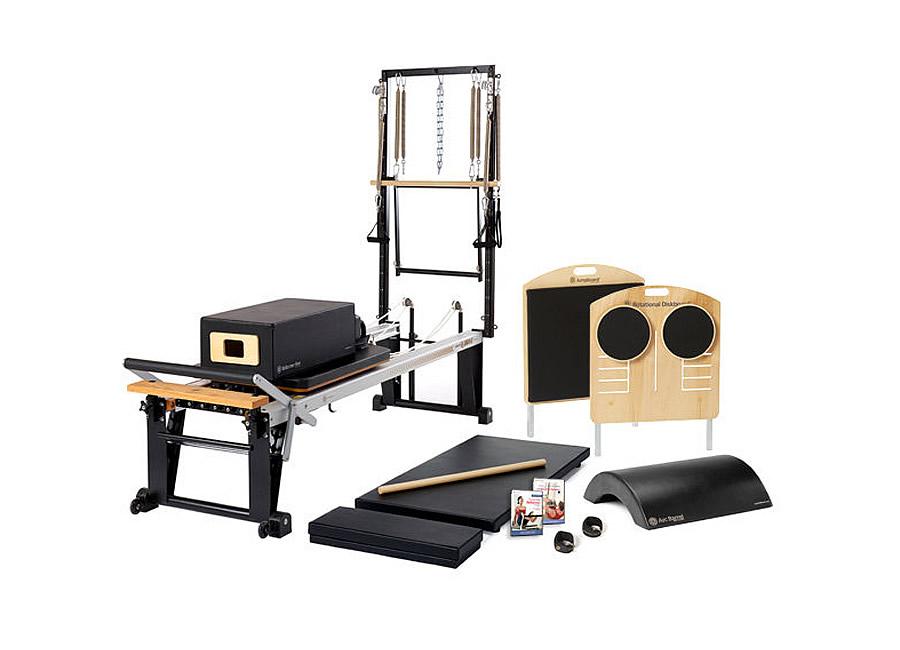 Stott Pilates 174 Pilates Rehab Studio 1 Bundle Mat Reformer